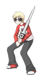 HS LC - Dave Strider by ChibiEdo