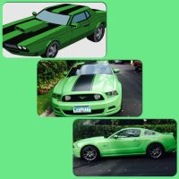 Ben 10 - Kevin's Car (almost) look-a-like by Danisauri