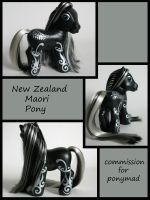 New Zealand Maori by customlpvalley
