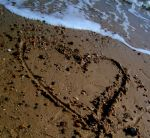 Heart in the Sand by Donnar92