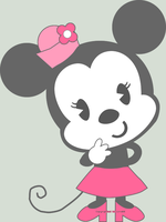 Vexel: Minnie Cutie by lady-lilika