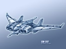 SM-207 by TheXHS