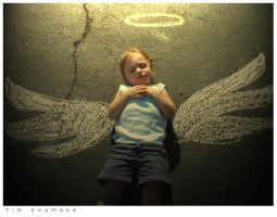 Chalk Angel by telegrafixs