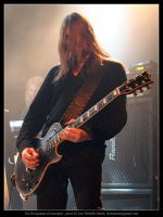 Esa Holopainen of Amorphis by elsenator