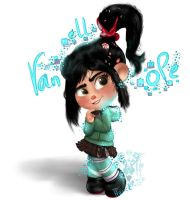 vanellope by HavickArt