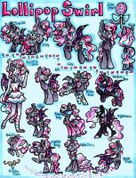 Lollipop Swirl Complete Reference Guide by frostykat13