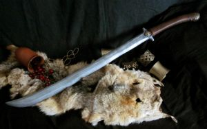 Hyborian Larp Sword by BloodworxSander