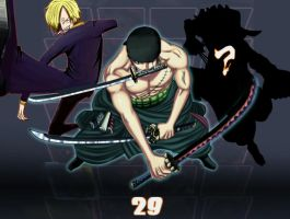 one piece: fighters by yuma-ADN