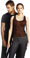 Divergent Tris and Four PNG by nickelbackloverxoxox
