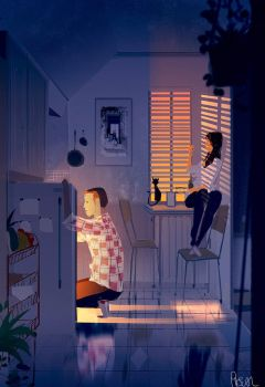 Snack time. by PascalCampion