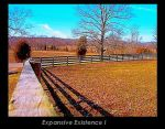 Expansive Existence I by shesaidnoone