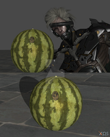 MGSV GZ XOF Watermelon by SOLIDCAL