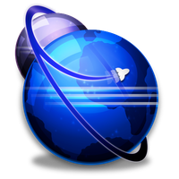 space browser thingy icon by rhubarb-leaf