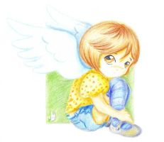 Little angel by jkBunny