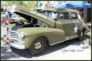 Military Chevy by StallionDesigns
