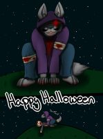 Happy Halloween by walter-the-furry