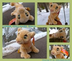 Large Hallmark Nala by DoloAndElectrik