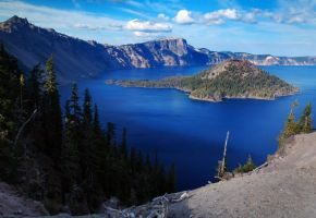 Crater Lake - Study 2006-2 by greglief