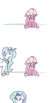 Sadilee comic by CookieSkoon
