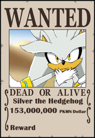 SPBWX Wanted Poster Silver by Aquamimi123