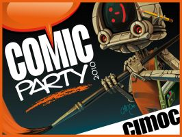 Comic Party 2010 by iChino