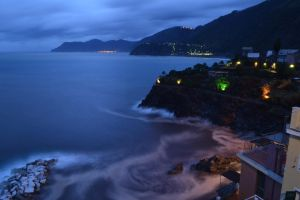 Cinque terre, after the storm by mossyfrog
