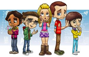 The Big Bang Gang by lordmesa