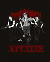 The ATL Team by spacemonkeydr