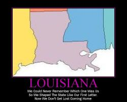 Louisiana by dburn13579