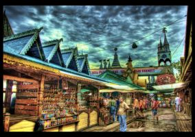 A Day at the Market Part IV by ISIK5
