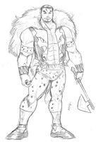 kraven by deemonproductions