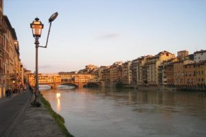 Firenze, Ponte Vecchio by elodie50a