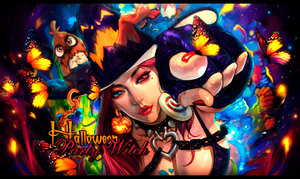 Halloween by Eunice55