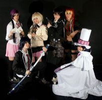 Ao No Exorcist Group. by AyaxSoundless