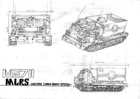 M270 - Mlrs by Xandier59