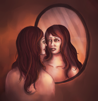 Mirror by monsty