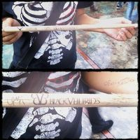 C.C.'s Drumstick! by DeathBeyondLove