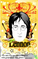 John Lennon Tribute by folkensioner