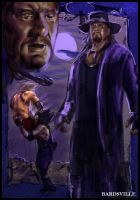 The Undertaker speed painting by Bardsville