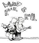 Weird Rock and Roll by isitgiroday