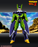 Cell Perfect  V2 SC by Seiya-Dbz-Fan