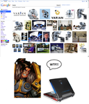 Varian vs Google by zafara1222