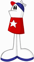 Homestarrunner IN COLOR by Duckboy
