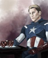 Steven G. Rogers by saillormars
