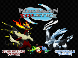 Pokemon Solstice: SummerStorm and WinterGale by SteveO126