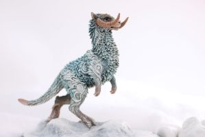 Star Wars Tauntaun figurine by hontor