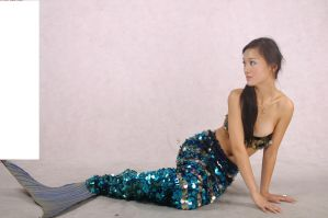 Mermaid stock 2 by angelcurioso