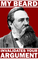 The Beard of Engels by Party9999999