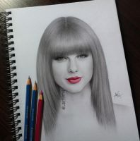 Taylor Swift by artistiq-me