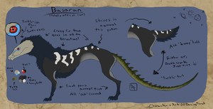 Basaran Ref by DancingFerret
